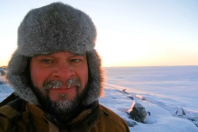 Arctic Selfie (web version)