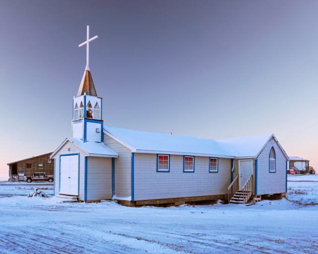 Tuktoyaktuk Church
